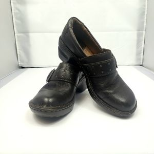 Great Northwest Clothing Co. Leather Clogs